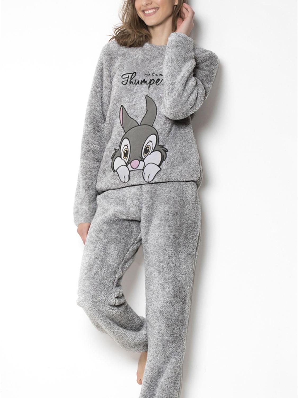Pijama mujer Disney Thumper vigoré corel