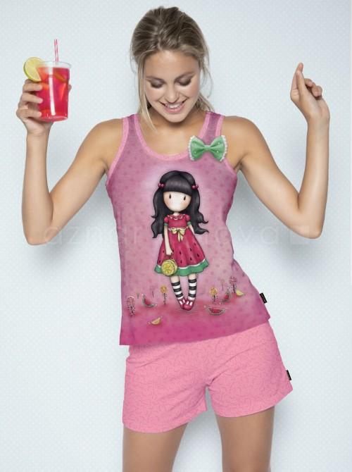 Pijama mujer Santoro Gorjuss Every Summer bote especial regalo