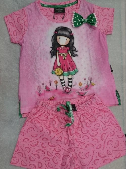 Pijama niña Santoro Gorjuss Every Summer bote especial regalo