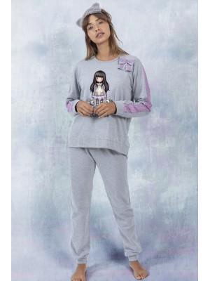 Pijama mujer Santoro Tails regalo caja maletín