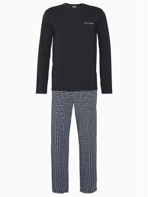 Pijama hombre Calvin Klein Algodón NM1600E