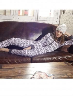Pijama Mono Dreamer ADMAS algodón 58686