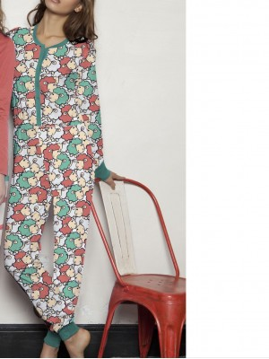 Pijama Mono Beauty Sheep ADMAS Algodón 58982