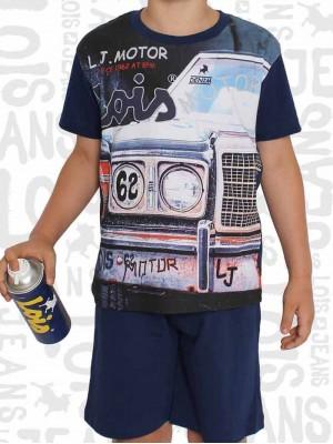 Pijama Lois Tween Bigcar Algodón niño 50611