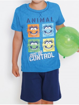 Pijama Disney Animal Tween Niño 50163