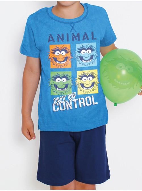 Pijama Disney Animal Tween Niño 50163