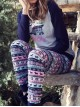 Pijama Admas Lou Lou Snow Niña 50475