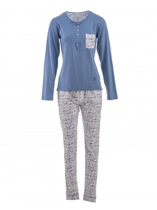 Pijama Kiff-Kiff L89E 2360