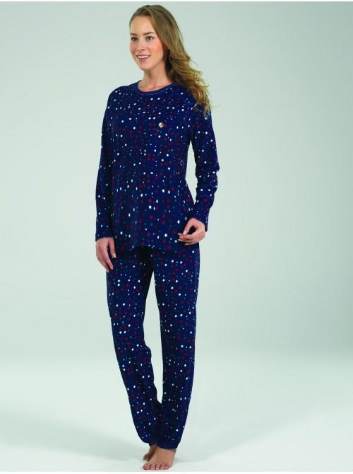 Pijama Blackspade Navy 6102